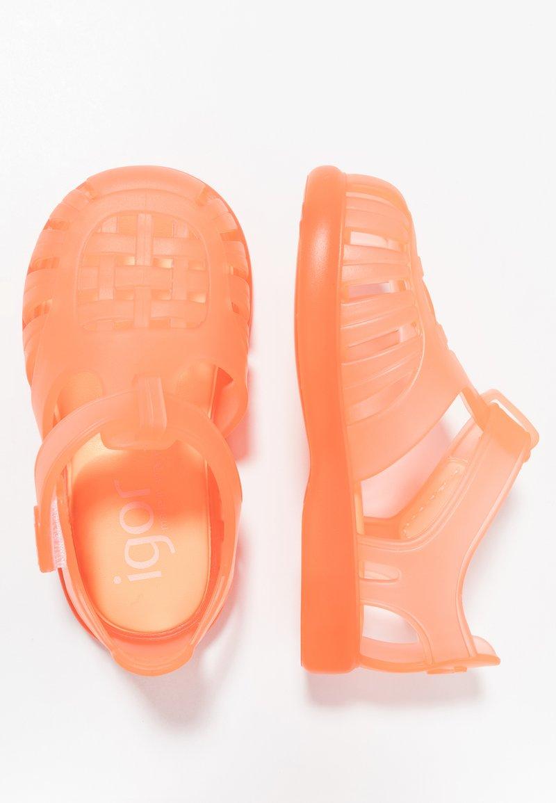 IGOR  - TOBBY - Pool slides - orange