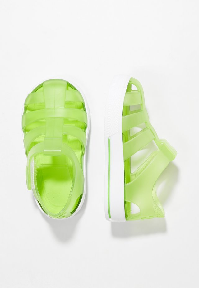 STAR - Badslippers - green