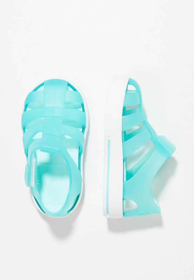 STAR - Pool slides - mint