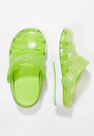 SPORT - Badesandaler - green