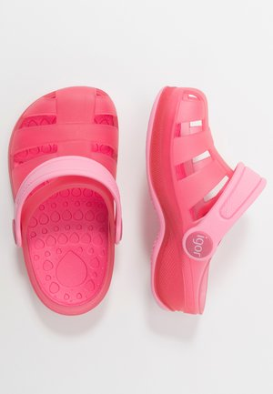 SURFI - Sandály do bazénu - fucsia