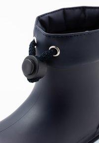 IGOR - BIMBI BICOLOR - Stivali di gomma - navy - 2