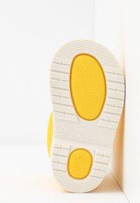 IGOR - BIMBI NAUTICO - Bottes en caoutchouc - amarillo/yellow - 5