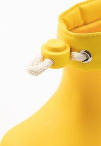 IGOR - BIMBI NAUTICO - Bottes en caoutchouc - amarillo/yellow - 2