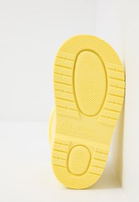 IGOR - BIMBI HIPO - Bottes en caoutchouc - amarillo/yellow - 5