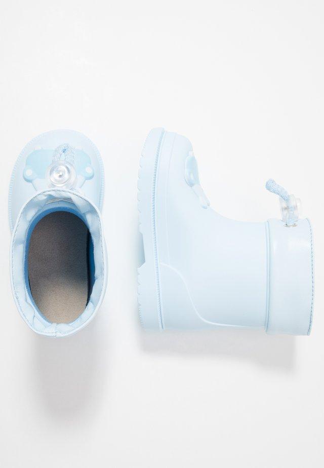 BIMBI HIPO - Gummistövlar - celeste/light blue