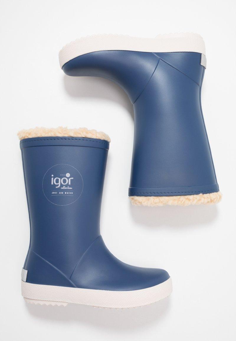 IGOR  - SPLASH NAUTICO BORREGUITO - Wellies - jeans