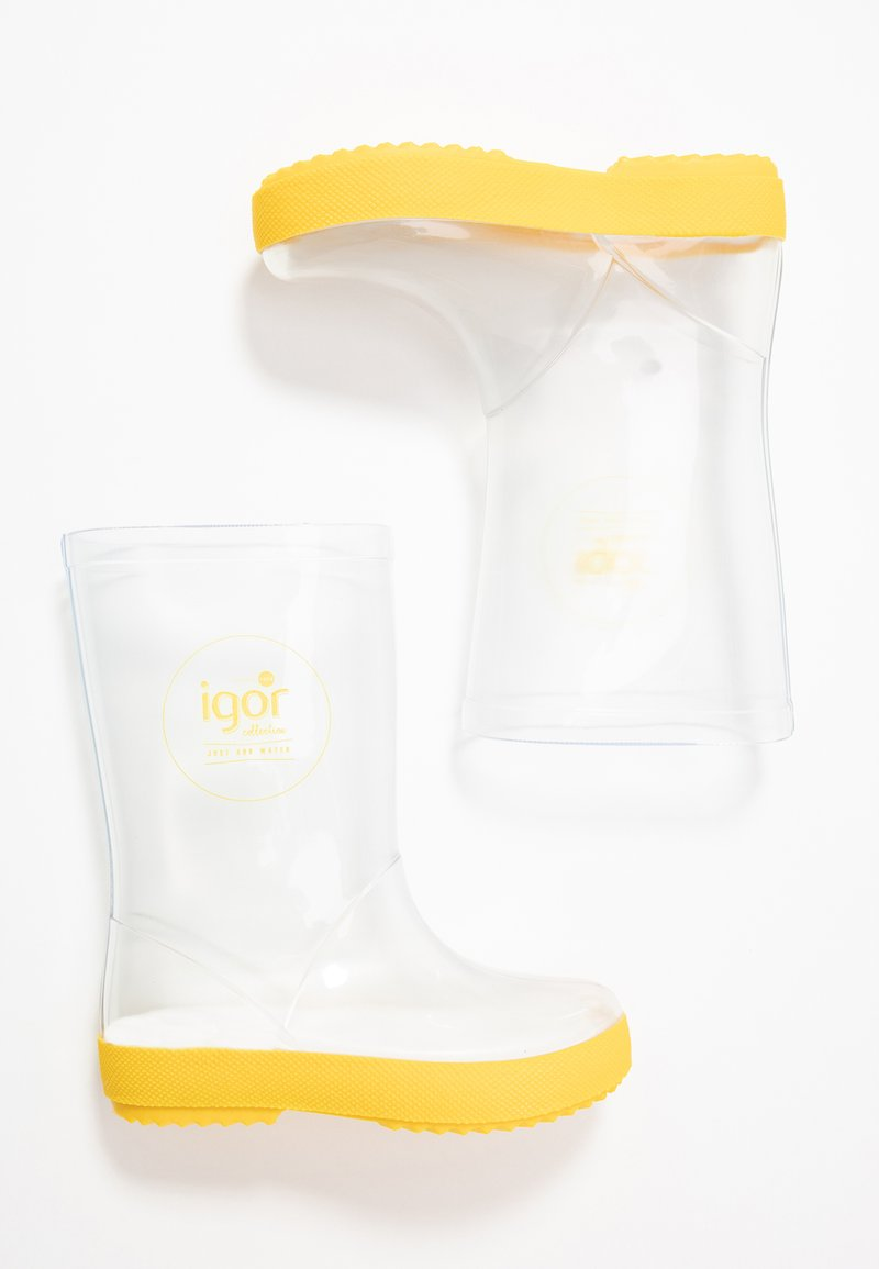 IGOR  - SPLASH SET - Wellies - amarillo/yellow