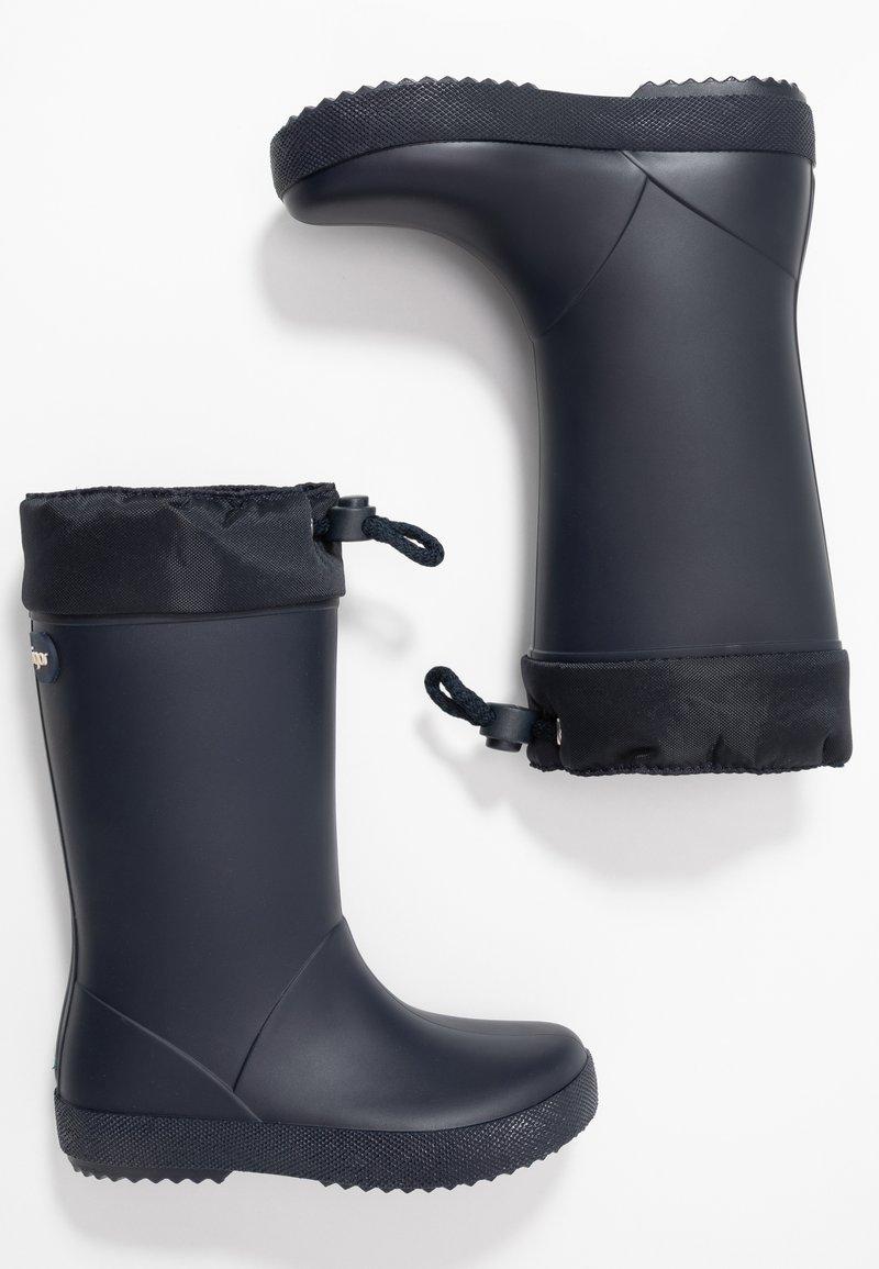 IGOR  - SPLASH COLE - Stivali di gomma - marino/navy