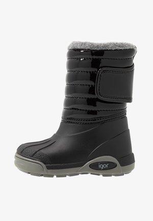 TOPO SKI CHAROL - Snowboot/Winterstiefel - black
