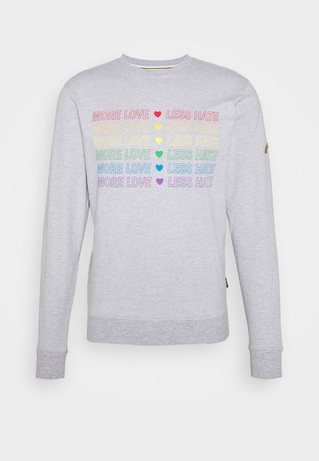 UNISEX PRIDE VELEZ - Sweater - grey melange
