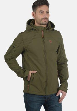 Outdoor jacket - dark olive