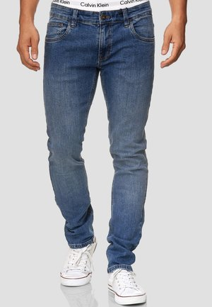 STRETCH - Slim fit jeans - blue
