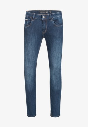 STRETCH - Slim fit jeans - blue
