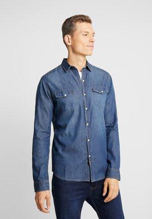 JOHAN - Košile - denim blue