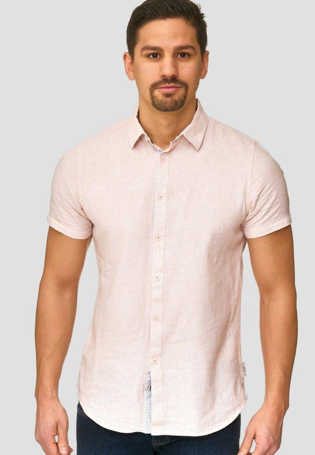 Shirt - cameo rose
