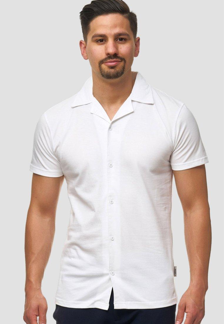 INDICODE JEANS - Hemd - optical white