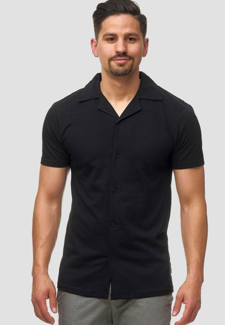INDICODE JEANS - Skjorter - black