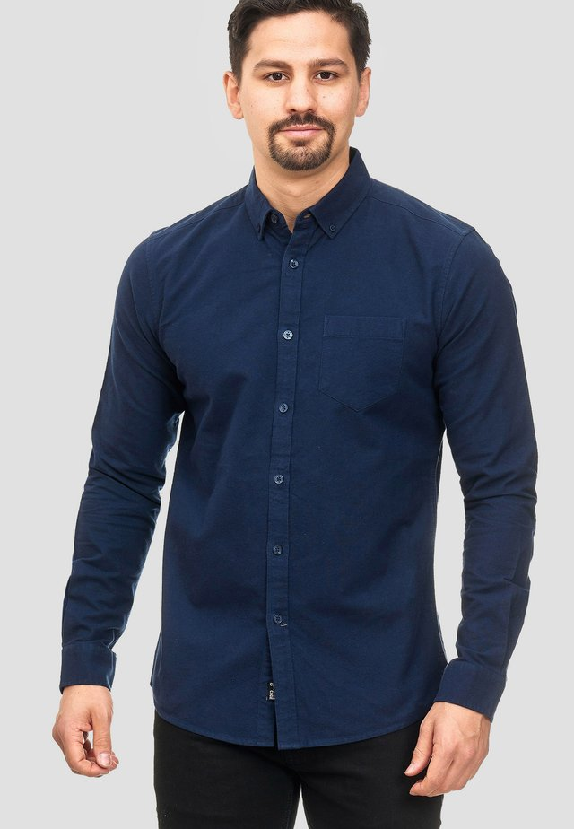 MANORWAY - Shirt - navy