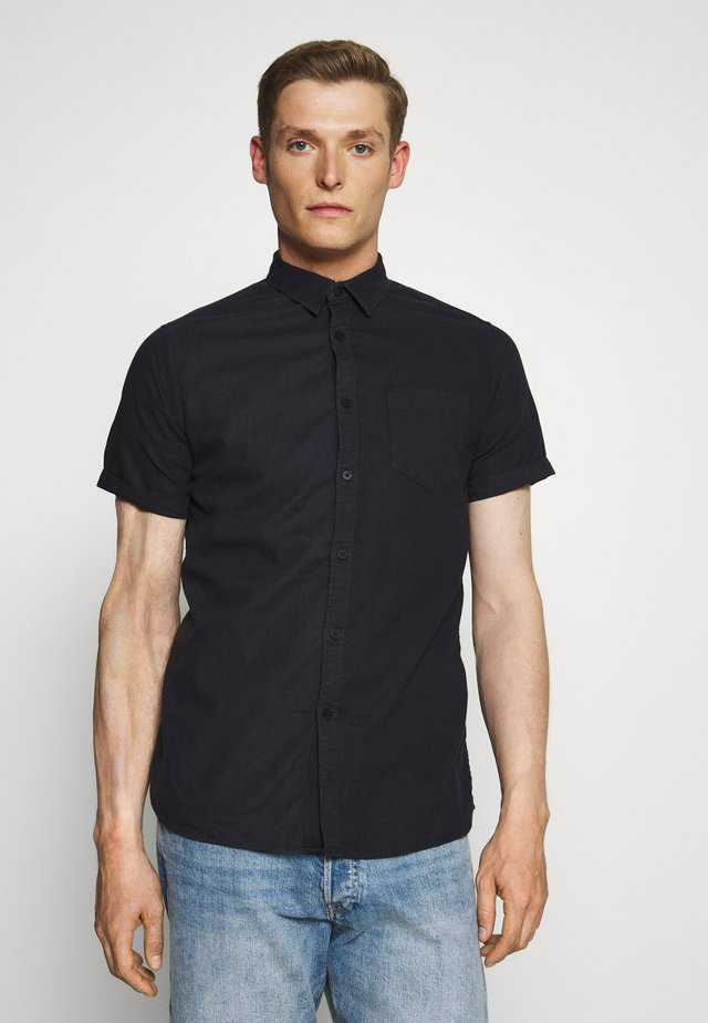 BROOKLAND - Shirt - navy