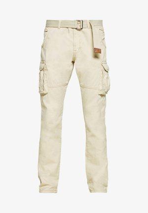 WILLIAM - Cargo trousers - fog