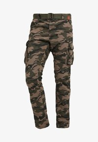 INDICODE JEANS - WILLIAM - Pantalon cargo - dired - 5