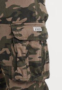 INDICODE JEANS - WILLIAM - Pantalones cargo - dired - 6