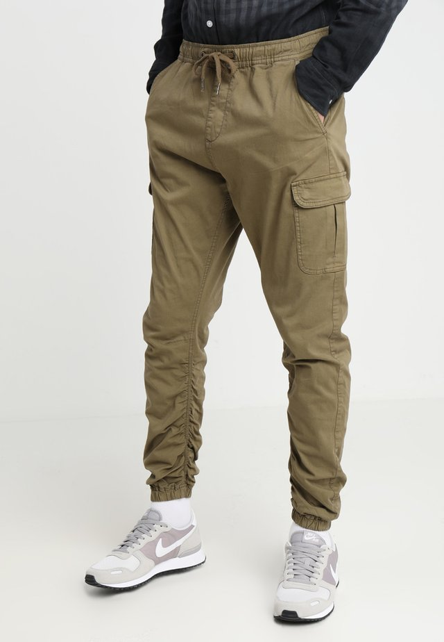 LAKELAND - Cargo trousers - army
