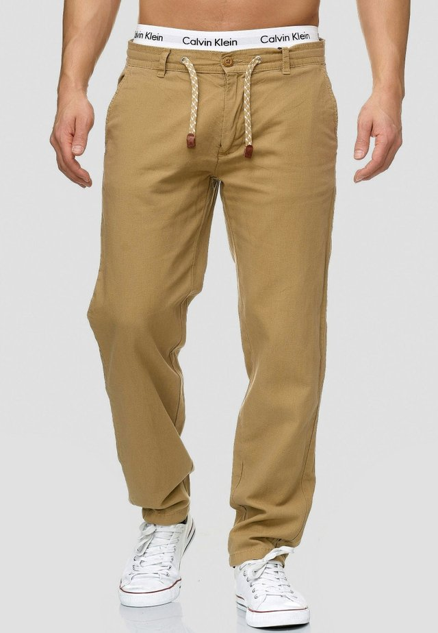 Chino - light brown