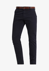 INDICODE JEANS - NELSON - Chinos - navy - 4