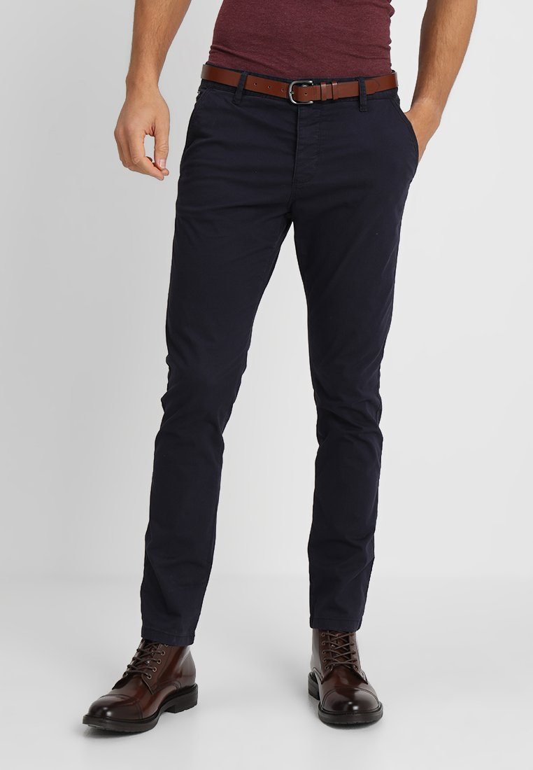 INDICODE JEANS - NELSON - Chinos - navy