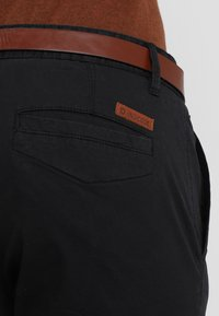 INDICODE JEANS - NELSON - Chinos - black - 5