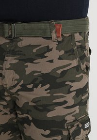 INDICODE JEANS - WILLIAM PLUS - Cargo trousers - dired - 3
