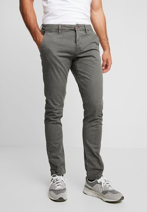 NORFOLK - Trousers - pewter