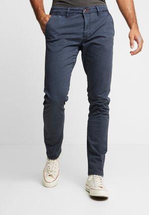 NORFOLK - Spodnie materiałowe - navy