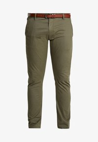 INDICODE JEANS - NELSON - Chinot - army - 4
