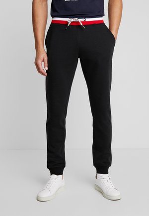 OVIEDO - Tracksuit bottoms - black