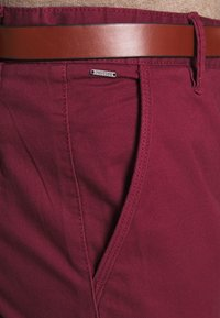 INDICODE JEANS - GOWER - Chino kalhoty - red ochre - 4