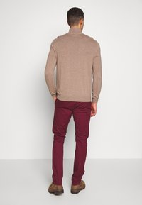 INDICODE JEANS - GOWER - Chino kalhoty - red ochre - 2
