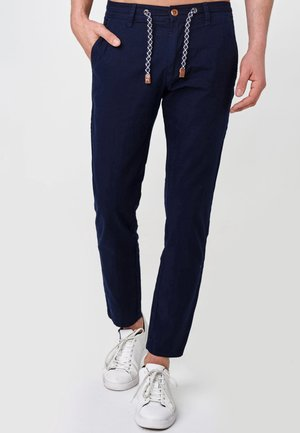 BOULWARE - Trousers - navy