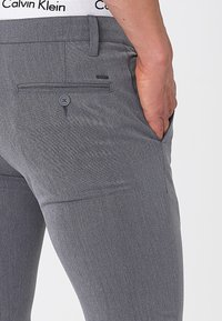 INDICODE JEANS - AKKAD - Chinos - lt grey mix - 3