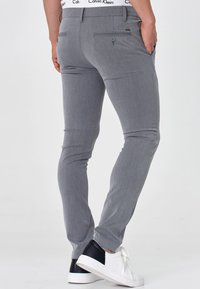 INDICODE JEANS - AKKAD - Chinos - lt grey mix - 2