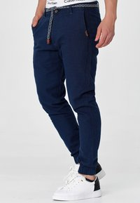 INDICODE JEANS - Trousers - navy - 3