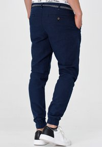 INDICODE JEANS - Trousers - navy - 2