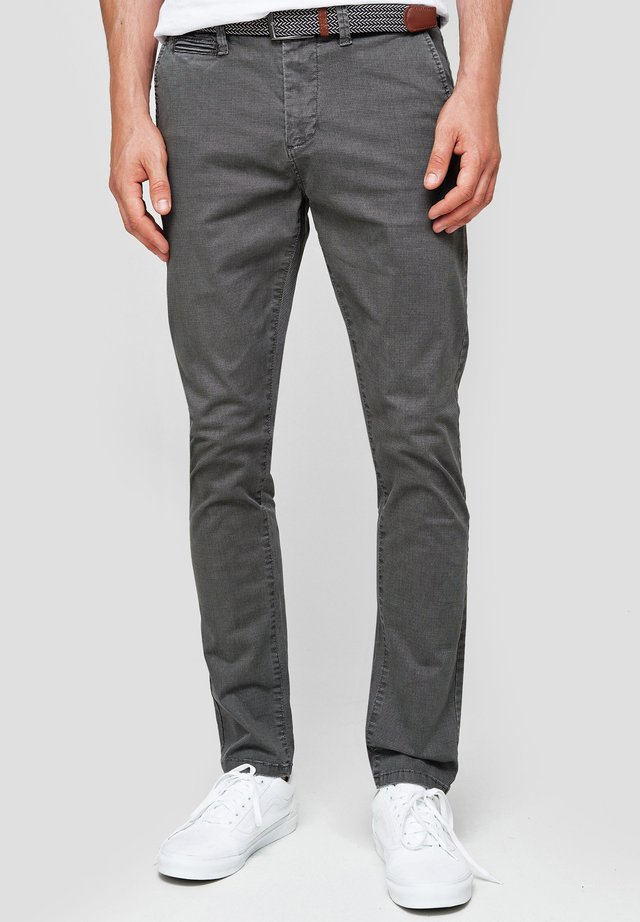 CHINO HOSE EARY - Chino - pewter