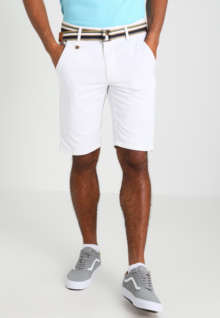 INDICODE JEANS - ROYCE - Short - offwhite