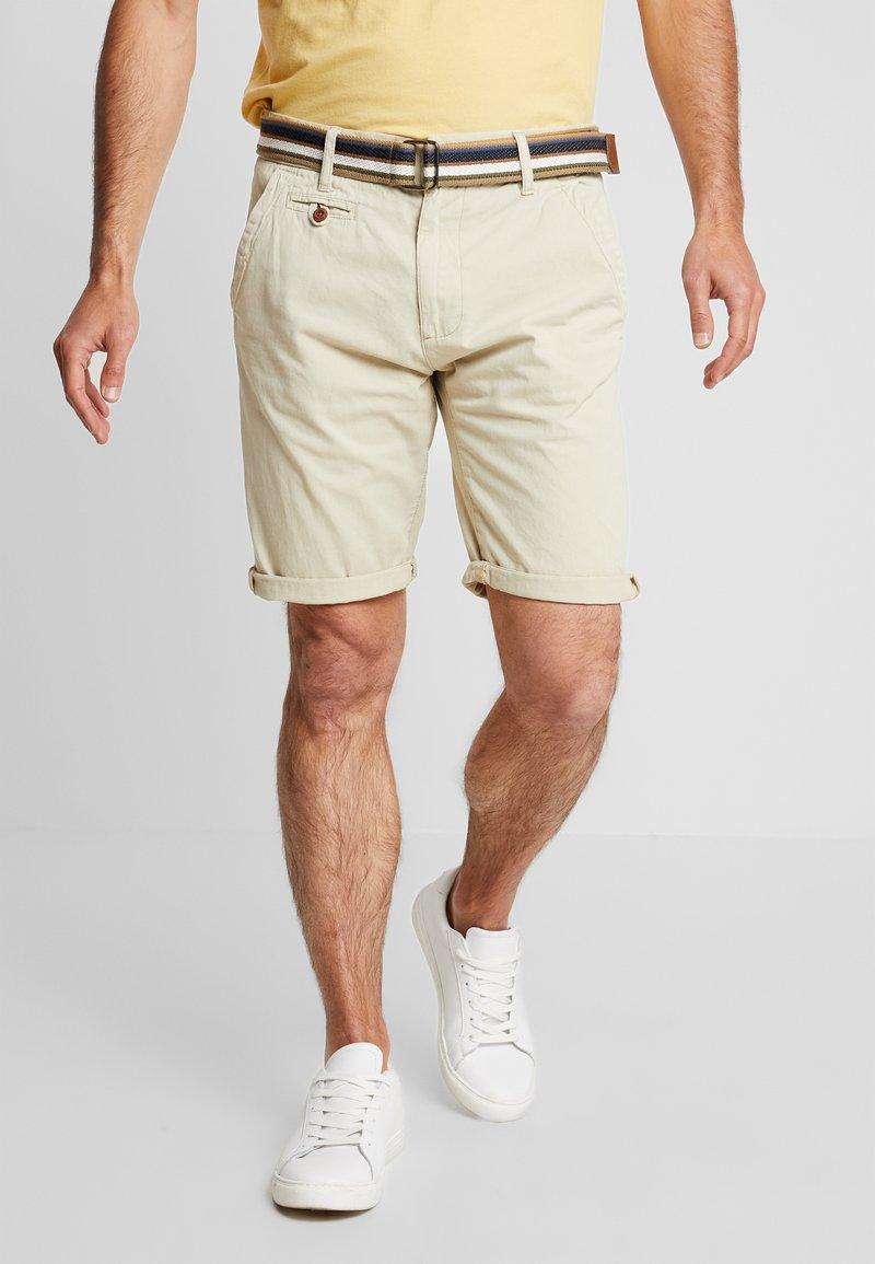INDICODE JEANS - ROYCE - Shorts - fog
