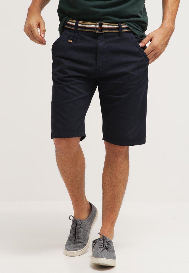 INDICODE JEANS - ROYCE - Shorts - navy
