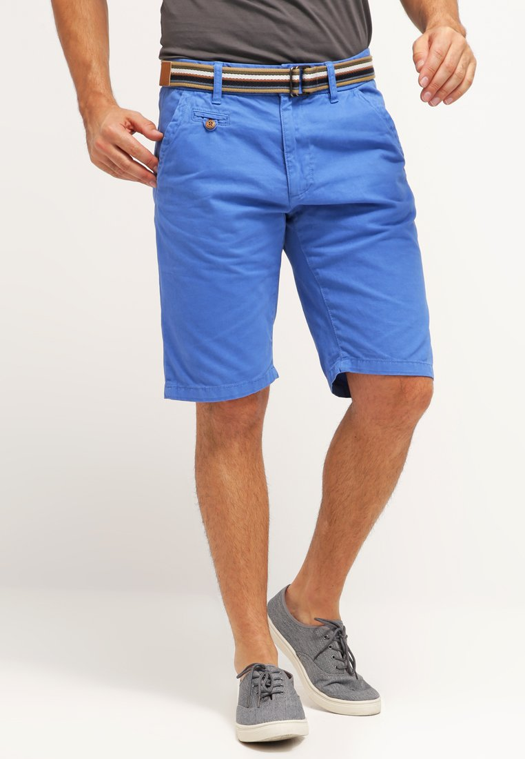 INDICODE JEANS - ROYCE - Shorts - palace blue