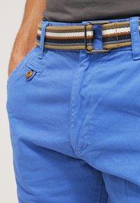 INDICODE JEANS - ROYCE - Shorts - palace blue - 3
